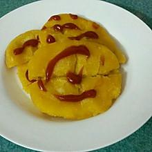 玉米粉煎饼