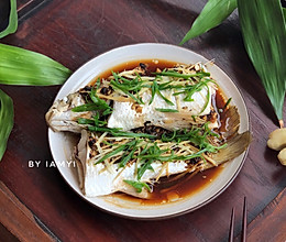#快手又营养,我家的冬日必备菜品# 豉汁蒸鱼的做法