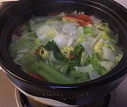 蔬菜高汤的做法