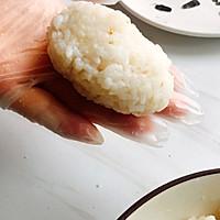萌萌哒~小羊饭团的做法图解5