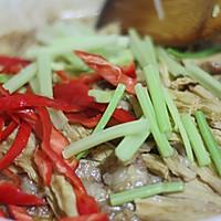 腐竹炒肉片的做法图解5