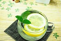 芦荟柠檬饮的做法