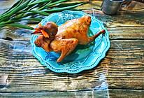 #宅家厨艺 全面来电#烤乳鸽的做法