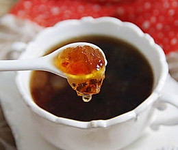 桃胶皂米红枣羹的做法