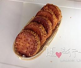 板栗饼的做法