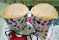 淡奶油戚风纸杯蛋糕的做法