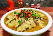 #窈窕蔬女   轻而易举#酸菜鱼片汤的做法