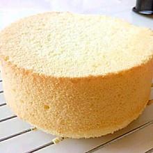六寸蛋糕胚