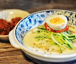 我的口味我来定《一起用餐吧2》-微卡版韩式豆浆冷面的做法