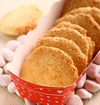 香酥椰子饼