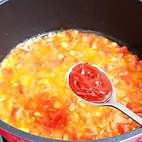 #入秋滋补正当时#龙利鱼粉丝番茄汤的做法图解7