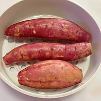 电饭煲蒸红薯的做法图解2