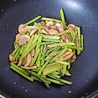 芦笋炒口蘑的做法图解11