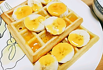 华夫饼(橙汁)的做法