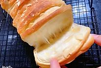 杏仁手撕面包的做法