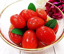 青梅小番茄的做法