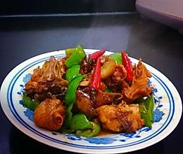 蘑菇生炒鸡的做法