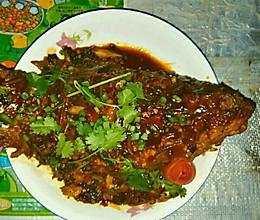 红烧鲫鱼(很好吃,没有一点腥味哦)的做法