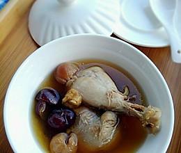 花旗参滋补炖肉汤的做法