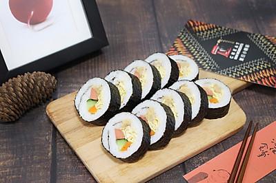 【基础版寿司】紫菜包饭