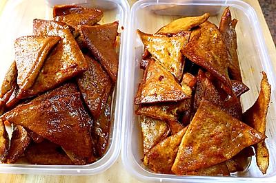 五香麻辣豆腐干素鸡园子