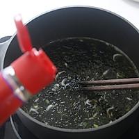 【紫菜虾皮汤】如何让紫菜汤更鲜美?更有营养!!的做法图解10