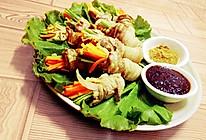 韩式五花肉时蔬卷的做法