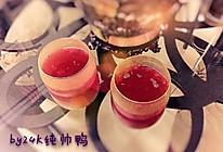 杨梅汁/杨梅冰的做法