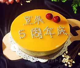 芒果冻芝士蛋糕#豆果5周年庆#的做法