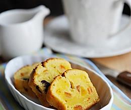 水果风味磅蛋糕的做法