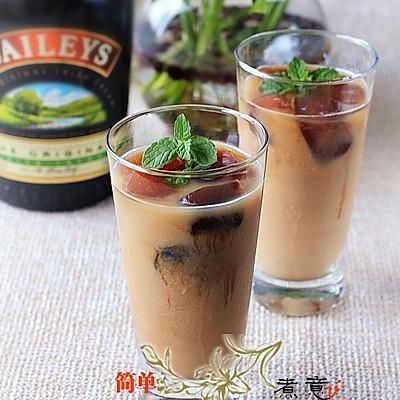百利甜冰咖啡