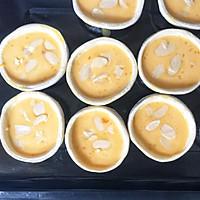 南瓜杏仁蛋挞•零难度(ACA烤箱食谱)的做法图解6