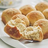 低脂低糖黄豆粉挤挤小面包的做法图解14