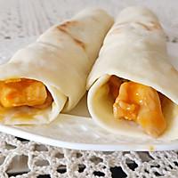 #一人一道拿手菜#墨西哥鸡肉卷的做法图解12