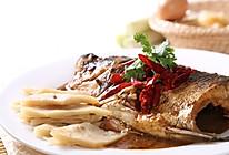 懒人版鱼头泡饼—捷赛私房菜的做法