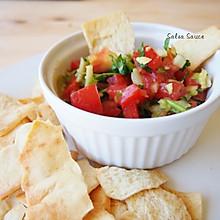 墨西哥莎莎酱【健康美味来得最简单】Salsa Sauce