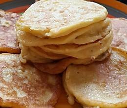 简单早餐-香蕉饼的做法