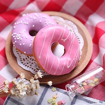 可爱美味甜甜圈