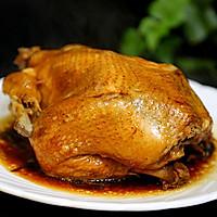 电饭锅版焖鸡的做法图解17