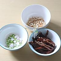 凉拌微辣红薯粉条的做法图解2
