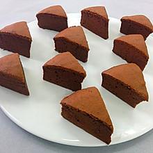 巧克力轻乳酪蛋糕