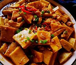 #下饭红烧菜#红烧肉末豆腐