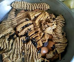 卤煮茶叶蛋的做法