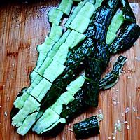 凉拌青瓜的做法图解3