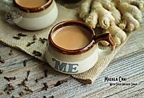 【印度香料奶茶】(附加香料糖浆食谱)的做法