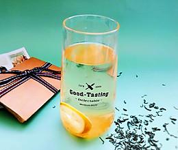 #夏日消暑,非它莫属#柠檬绿茶的做法