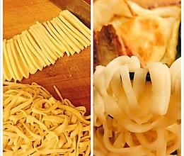 #憋在家里吃什么#手擀面 妈妈的味道的做法