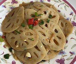 #中秋宴,名厨味#小炒藕片的做法