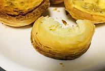 纯纯纯自制蛋挞(蛋挞皮+蛋奶液)的做法