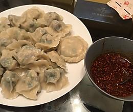 素饺子-菌菇青菜馅的做法
